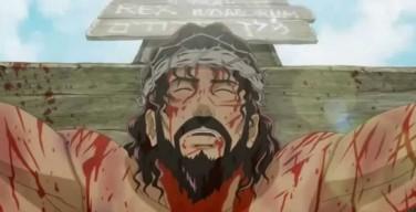 pasion de cristo anime