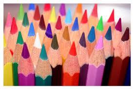 Destellito: El lápiz de dos colores