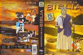 La historia de la Biblia en Anime