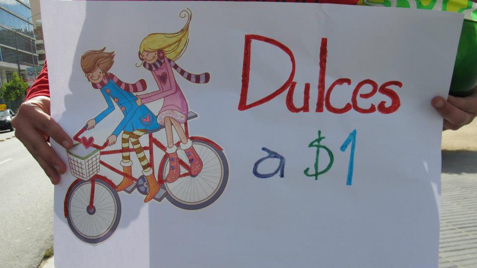 Dulces a $1