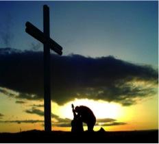 Si fallas mira la cruz