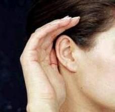 oir sin escuchar