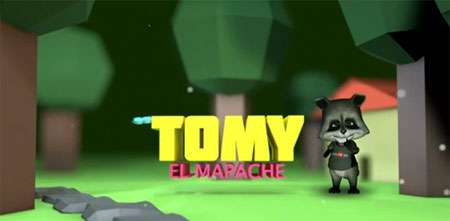 Tommy-el-mapache