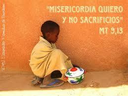 Quiero misericordia