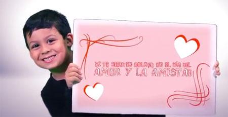 Video-Tarjeta: Yo te amo