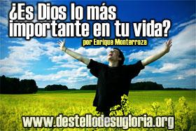 Es-Dios-lo-mas-importante-en-tu-vida