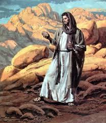 tentaciones de Jesus
