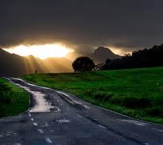 El camino antiguo