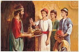 El ejemplo de Daniel