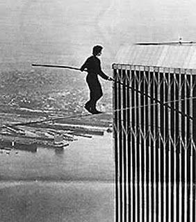 Reflexión: El equilibrista