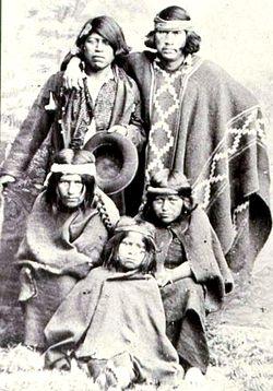 Los Mapuches o Araucanos