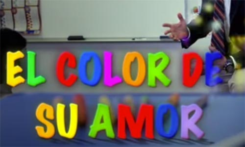 Video: El color de su amor