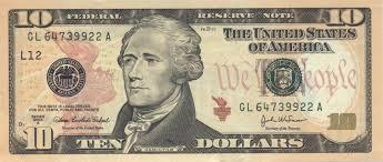 10 dolares