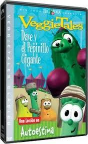 Veggietales – Dave y el Pepinillo Gigante