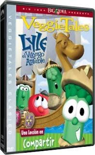 Veggietales – Lyle el vikingo amable