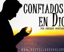 Confiados en Dios