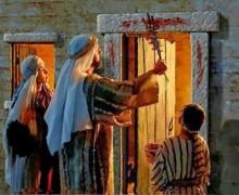 Reflexión: Sangre en la puerta de entrada