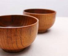 Reflexión: El tazón de madera
