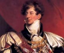 Reflexión: El Rey Jorge IV