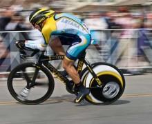 Reflexión: El Ciclista