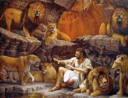 ¡Librado del foso de los leones! – Bosquejos