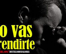 Video: No vas a rendirte