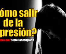 Video: ¿Cómo salir de la depresión?
