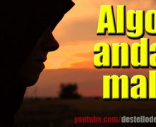 Video: Algo anda mal