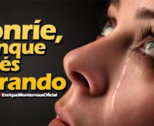 Video de Ánimo: Sonríe aunque estés llorando