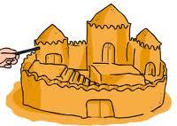 Destellito: El Castillo de Arena