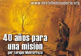40 años para una misión