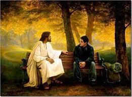 Jesus quiere ser tu amigo