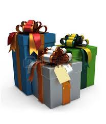 tres regalos