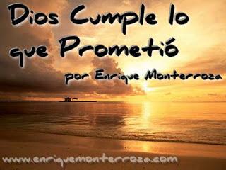 Testimonios – Matrimonios: Dios Cumple lo que Prometió