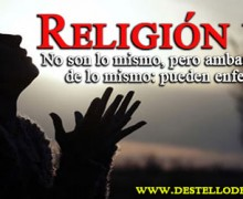 Artículos: Religión y Fe
