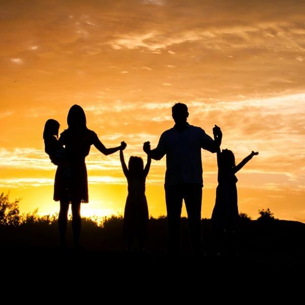 la bendicion de la familia