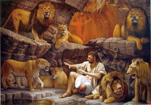 foso de los leones
