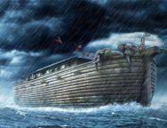 La fe es resistente al diluvio y te hace flotar