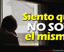 Video: Siento que no soy el mismo