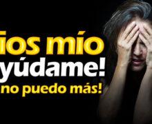 Video: Dios mío, ¡Ayúdame!, ¡Ya no puedo más!