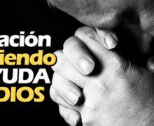 Oración: ¡Ayúdame Dios!