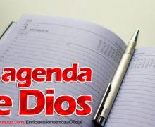 Video: La Agenda de Dios