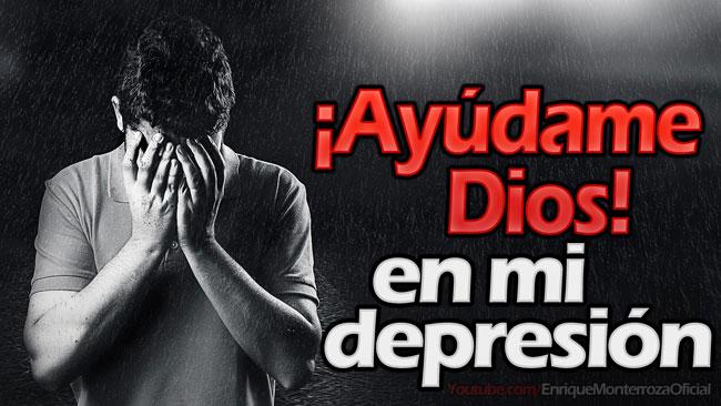 """Resultado de imagen para LA PRESENCIA DE DIOS EN MEDIO DE LA DEPRESIÃ""""N"""