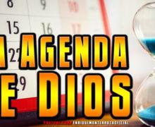 La Agenda de Dios