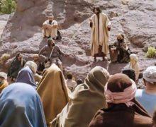 Vertical y Horizontal: La Oración y la Regla de Oro – El Sermón del Monte
