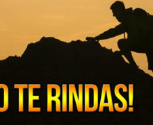 Video: ¡No te rindas!